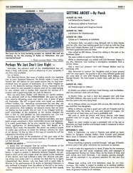 """Pages intérieures de """"The Twenty First Battalion Communique"""""""
